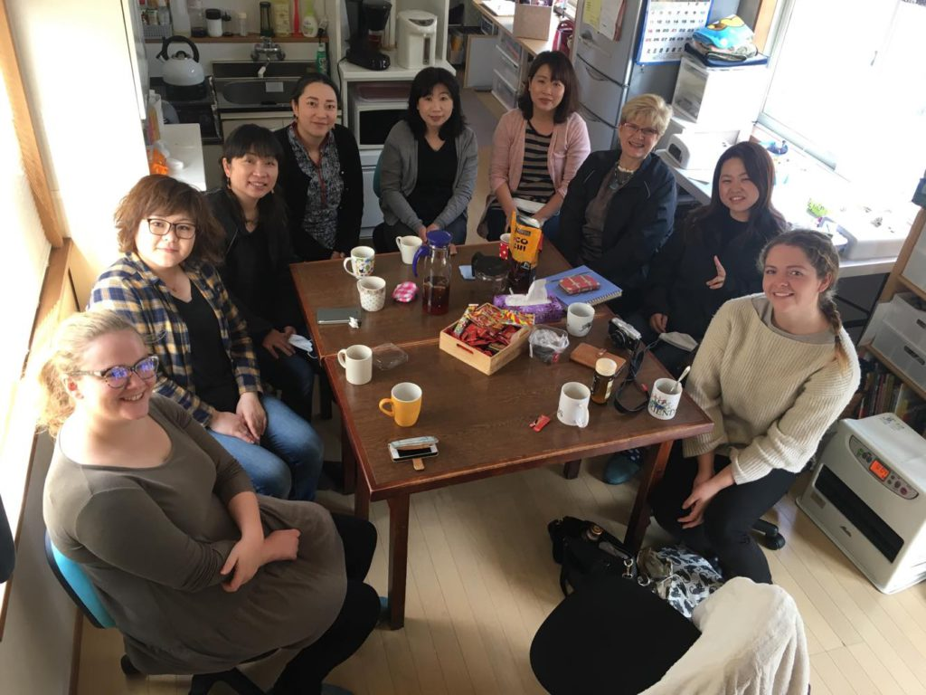 Day at the Megumi Project
