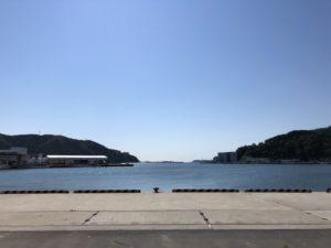 女川の島「出島」のお祭りにいってきました