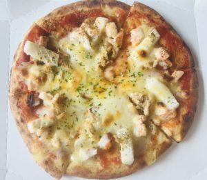 シーフードピザ! -7日目-