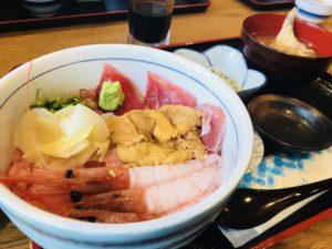 やっぱり今日も海鮮丼! -11日目-