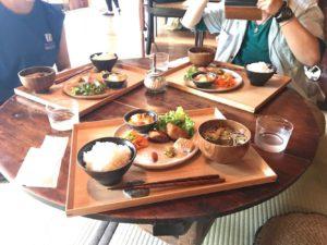 Cafeはまぐり堂でおいしいランチを頂きました!ナオキです