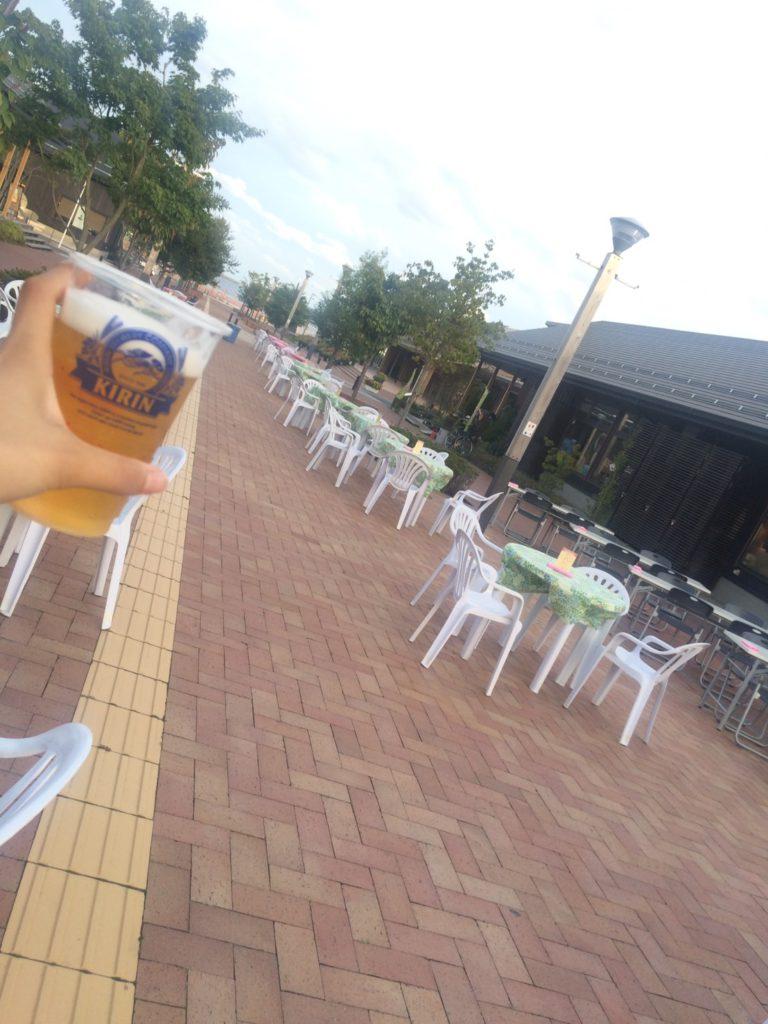 ビールの日(3日目)