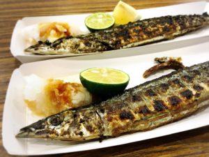 おながわ秋刀魚収穫祭2018