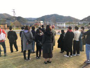 東京からの大学生の研修に同行! by ゆきこ