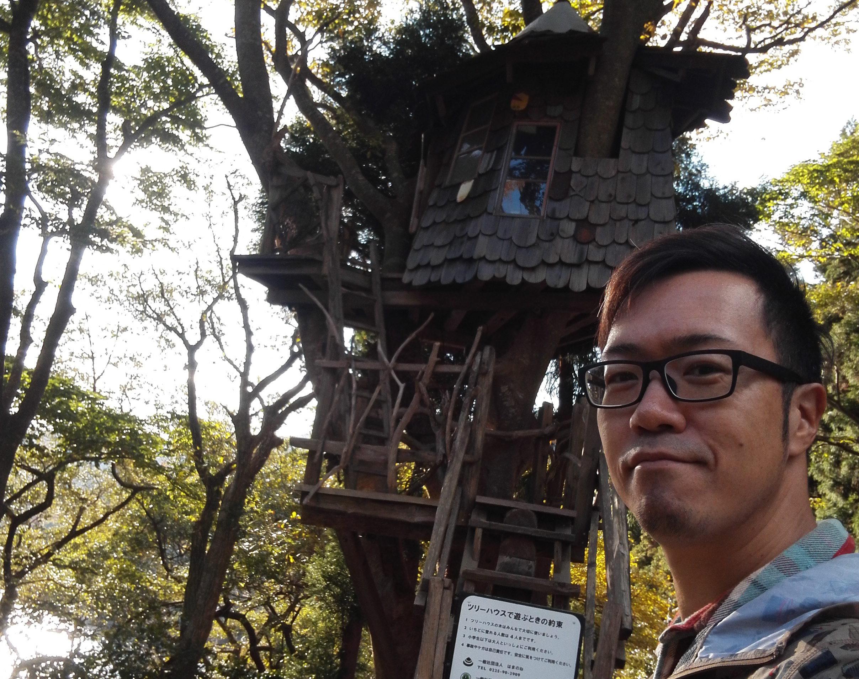 【美しい生活2】ツリーハウスに!!
