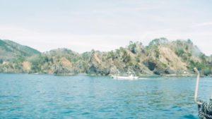 女川町で2度目のダイビング
