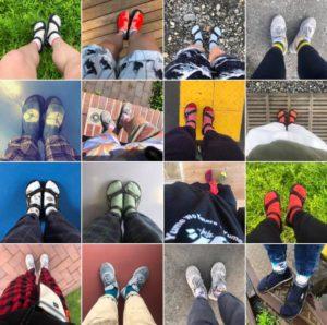 #本日の靴下 #part2