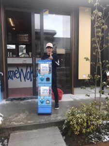 Yume Wo Gachare ~ガチャガチャでの女川町企業連携強化プロジェクト~